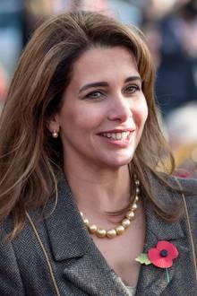 Prinzessin Haya bint al-Hussein