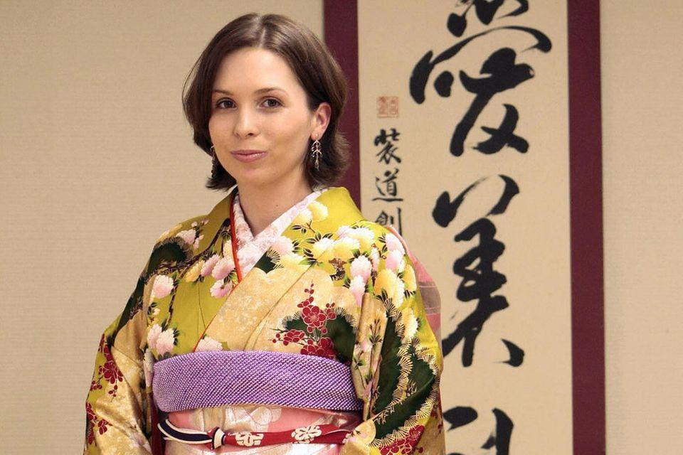 Prinzessin Raiyah bint al-Hussein hat Japanologie studiert.