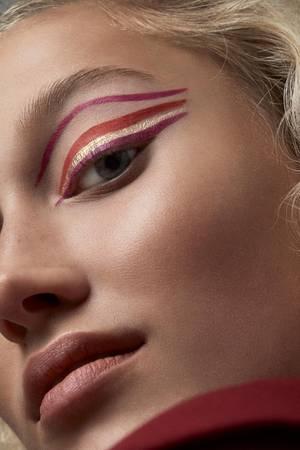 Beauty-Trend : Auffällige Augen-Make-up-Looks für die Partysaison
