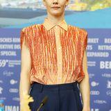 Schauspielerin Sandra Hüller stammt aus dem Süden von Thüringen. Sie wurde 1978 in Suhl geboren.