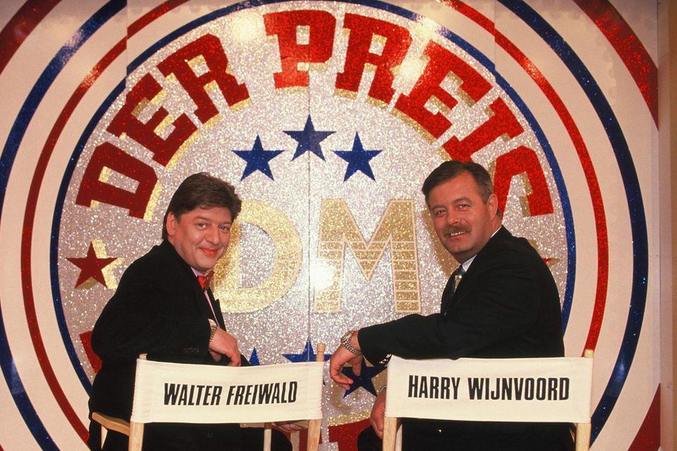Walter Freiwald, Harry Wijnvoord