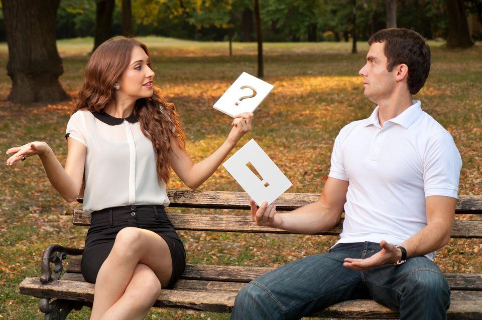 Wie drückt man sich in emotionalen Gesprächen mit dem Partner richtig aus, um weitere Beziehungsprobleme zu vermeiden?