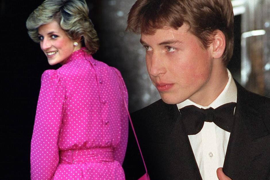 Prinzessin Diana, Prinz William