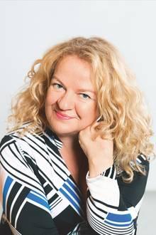 """Diplompädagogin Nicole Stangeüber ihr Buch """"Wie man mit Männern spricht""""."""