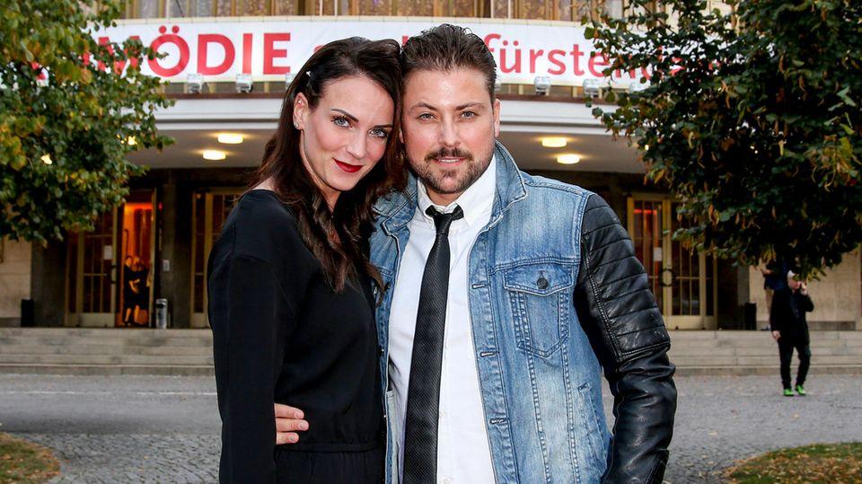Bianca Boss und Felix Jascheroff