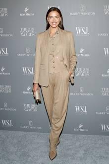 7. November 2019  Und Topmodel Irina Shayk lässt sich auch im Museum of Modern Art in New York blicken.