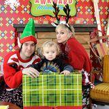 Bronx wird 2008 geboren. Als kleiner Knirps macht er mit seinen Eltern Pete Wentz und Ashley Simpson ein Weihnachtsfoto für das Familienalbum.