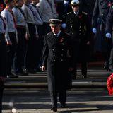 Prinz Charles hat - anders als sein Vater Philip und sein Bruder Andrew- nie in einem Krieg gedient, hält aber einige militärische Ehrentitel.