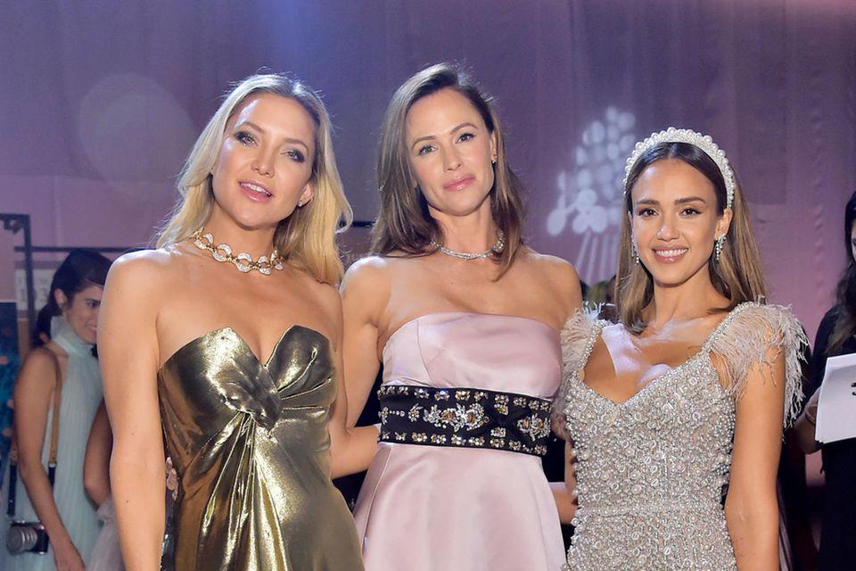 Kate Hudson, Jennifer Garner und Jessica Alba