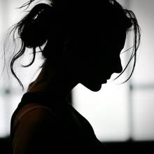 Frau erfindet Krebsdiagnose (Symboldbild)