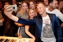 Oliver Pocher und Fans