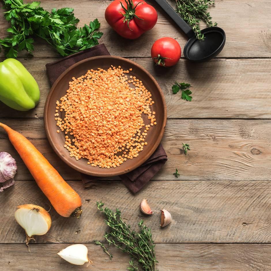 Appetitzügler: Diese Lebensmittel hemmen den Hunger