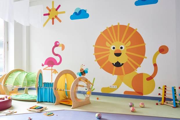 Kita Kinderzimmer Stubbenhuk