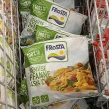 Frosta gibt es bald nicht mehr mit Plastikverpackung