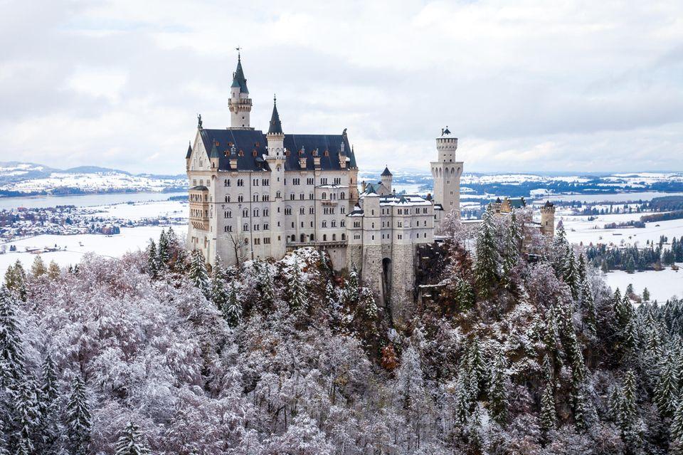 Schloss Neuschwan