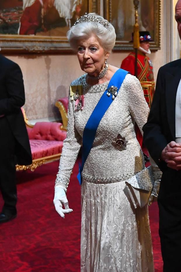 Prinzessin Alexandra, Lady Ogilvy - Prinzessin von Kent aus dem Hause Windsor (*1936)
