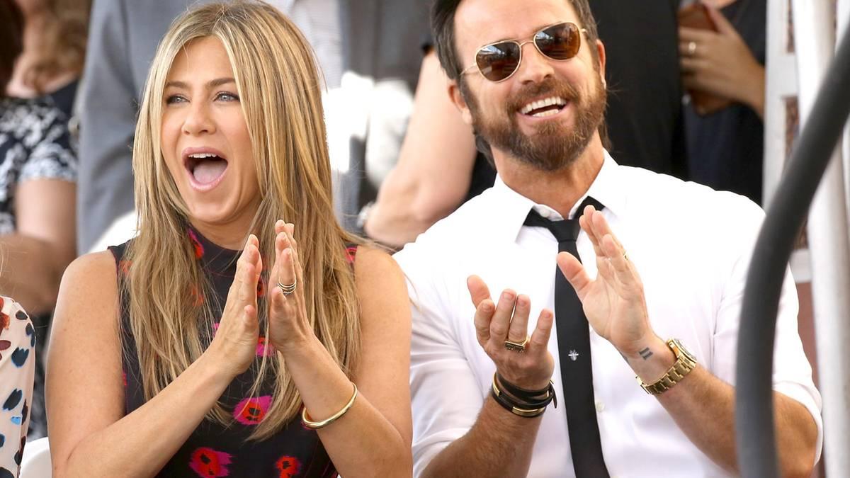 Jennifer Aniston: Fans wünschen sich Liebescomeback mit Justin Theroux - Gala.de