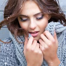 Pullover im Winter