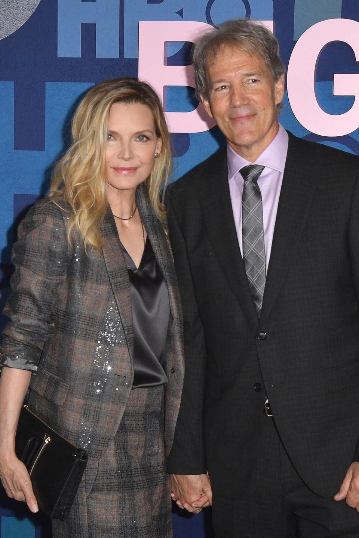 Michelle Pfeiffer + David. E. Kelley
