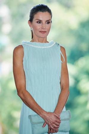So schön und so elegant: Das Muschel-Kleid.