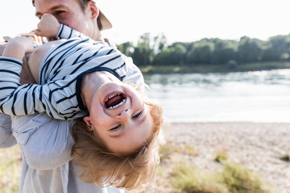Lachen, Lieben, Lebensfreude - das ist es doch, was ein glückliches Leben ausmacht.