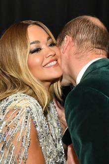 Hollywood trifft Hof: Stars begegnen Royals