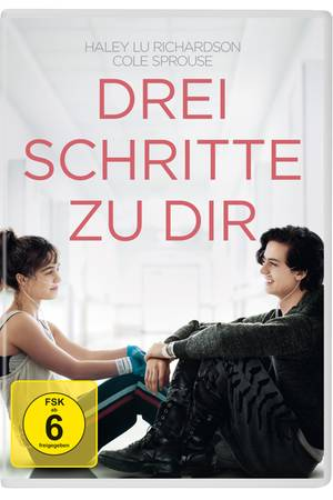 """""""Drei Schritte mit dir"""" - seit dem 31. Oktober auf DVD und BD erhältlich."""