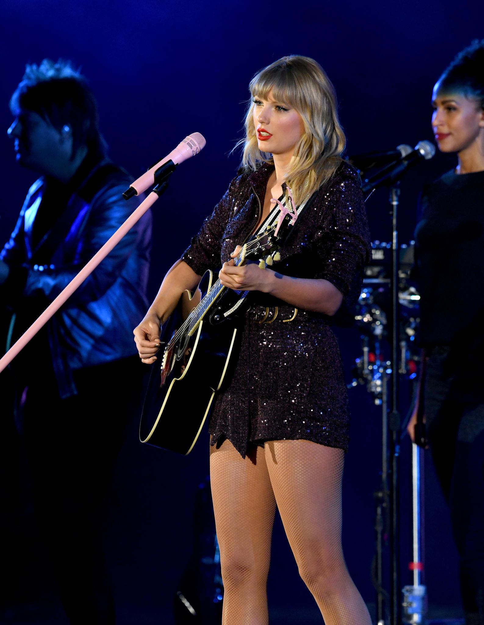 Hilferuf von Taylor Swift - Auftritt bei US-Musikpreisen in Gefahr?