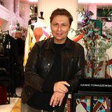 Gala Christmas Shopping Night 2019: Der Berliner Designer Dawid Tomaszewski darf bei der GALA Christmas Shopping Night nicht fehlen.