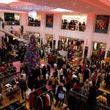 Gala Christmas Shopping Night 2019: Im funkelnden Ambiente mit Weihnachtsflair lässt es sich besonders gut shoppen. Über 1500 Gäste sind unserer Einladung gefolgt und feiern die GALA Christmas Shopping Night.