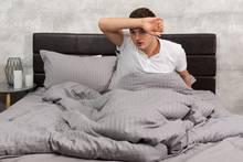 Zucken im Schlaf