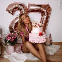 """16. November 2019  Bachelorette Gerda Lewis feiert heute ihren 27. Geburtstag und hat nur einen sehnlichen Wunsch: """"An diesem Geburtstag wünsche ich mir nichts, außer den Tag mit meinen wundervollsten Freunden & Familie zu verbringen. Man denkt viel zu oft an das was man nicht hat, als an das was man hat. Heute möchte ich einfach nur dankbar sein. Dankbar dafür, dass ich gesund bin. Dafür, dass ich meine Träume verwirklichen kann. Dankbar, dass es meiner Familie und meinen Freunden gut geht. Dankbar, so eine tolle Community wie euch zu haben, die immer für mich da ist."""