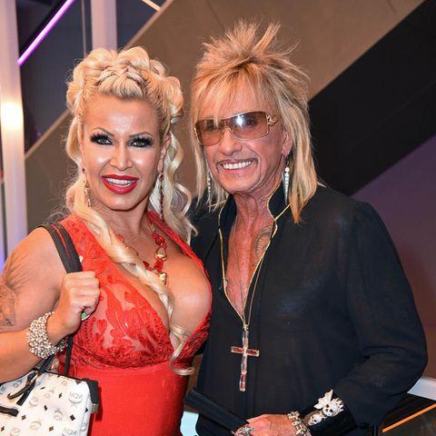 Ginger Costello und Bert Wollersheim