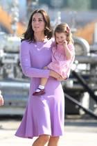 Herzogin Catherine + Prinzessin Charlotte