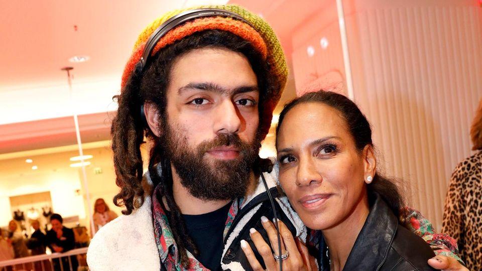 Noah und Barbara Becker