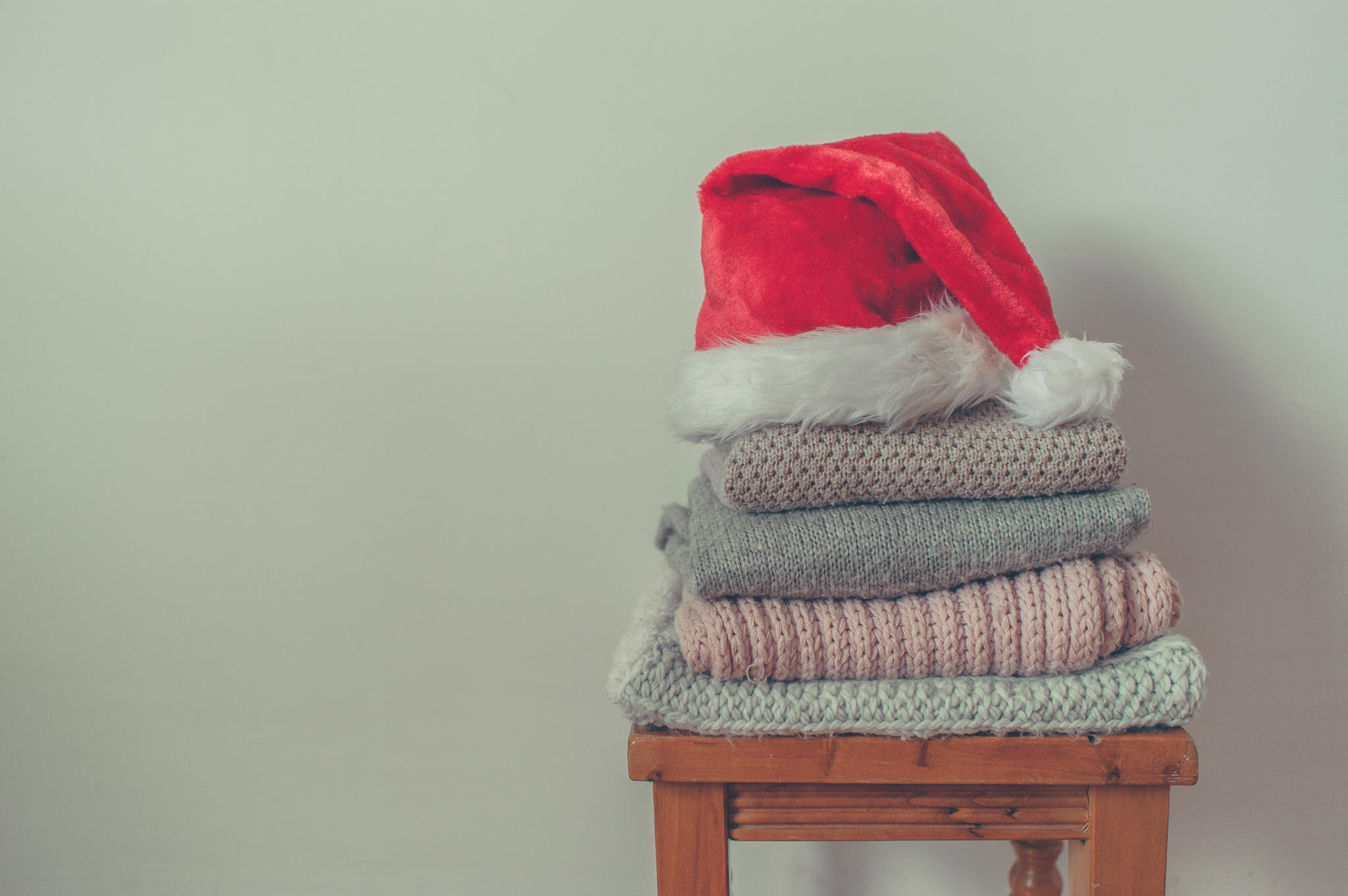 ein weihnachtsbaum aus dreck w sche als neuer trend. Black Bedroom Furniture Sets. Home Design Ideas