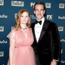 Kimberly Brook, James van der Beek