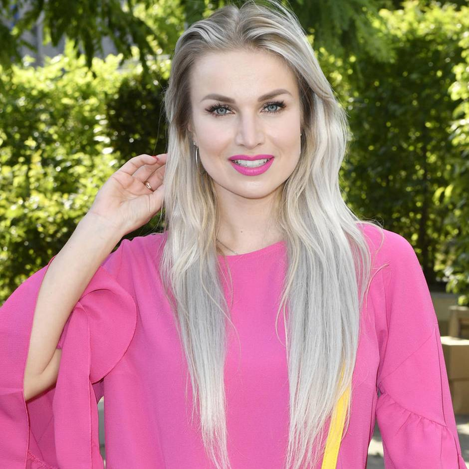 Katja Kalugina hatte 39,4 Grad Fieber