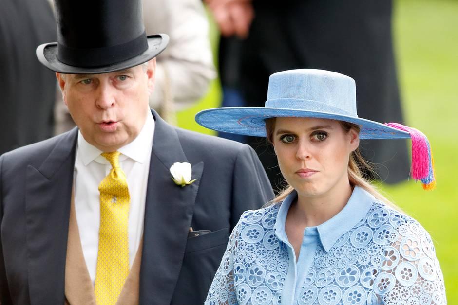 Prinz Andrew, Prinzessin Beatrice