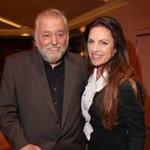 Christine Neubauer mit Vater Erwin