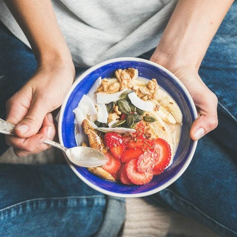 Frühstücks-Bowl