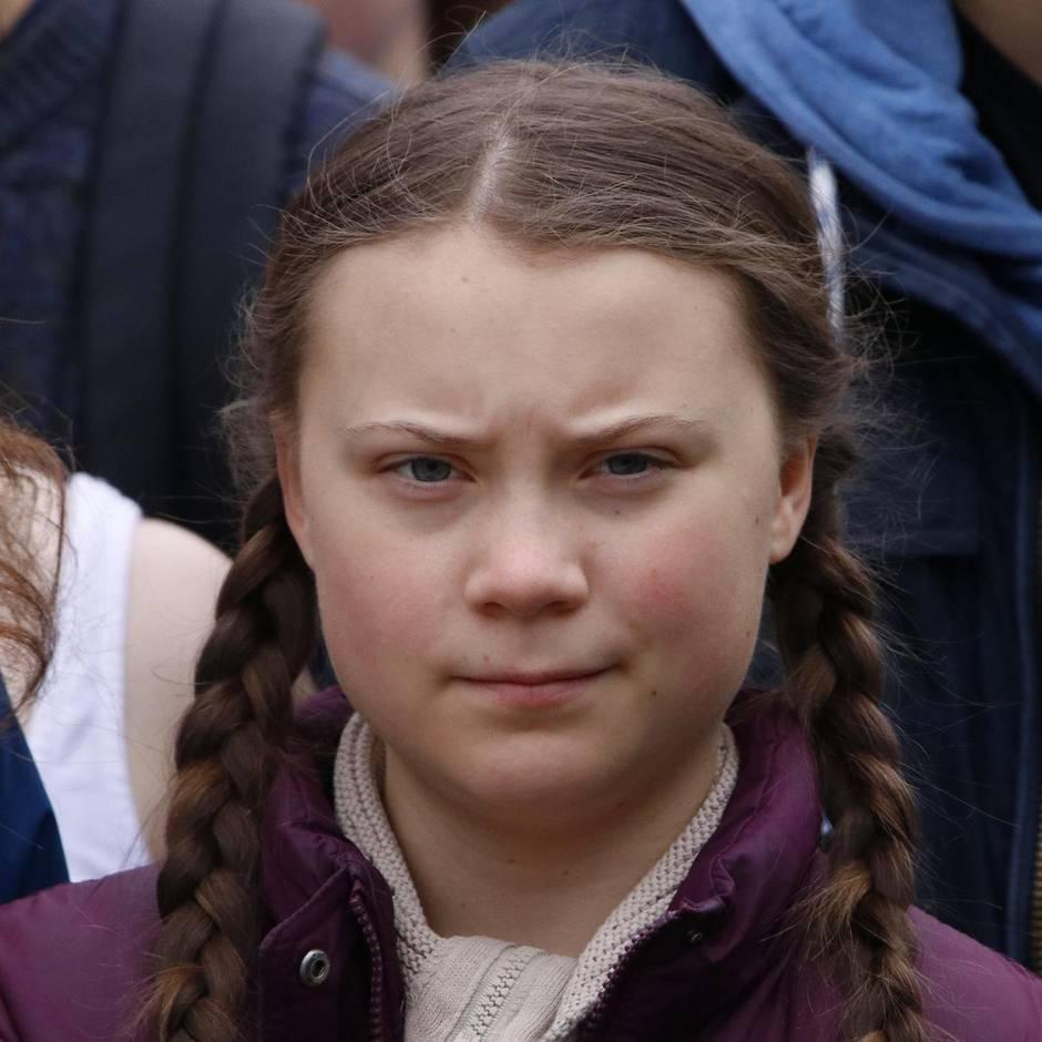 Uraltes Foto zeigt Greta-Thunberg-Doppelgängerin