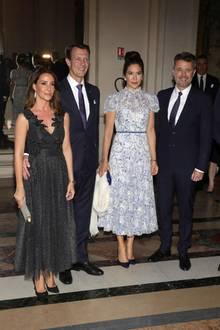 Prinzessin Marie, Prinz Joachim, Prinzessin Mary, Prinz Frederik