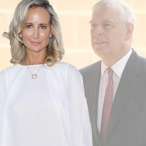 Lady Victoria Hervey und Prinz Andrew