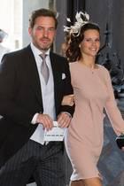 Chris O'Neill und Prinzessin Sofia