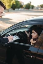 Verkehrssünderin: Sieben Strafen auf 2,5 Kilometern