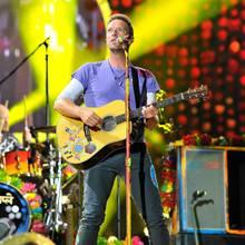 Coldplay Frontmann Chris Martin
