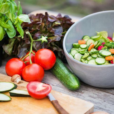 Man muss nicht gleich seine ganze Ernährung umstellen, schon Kleinigkeiten können große Wirkung zeigen.