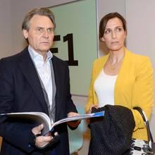 Joachim Gerner und Katrin Flemming wollen, das Lilly zur Rechenschaft gezogen wird