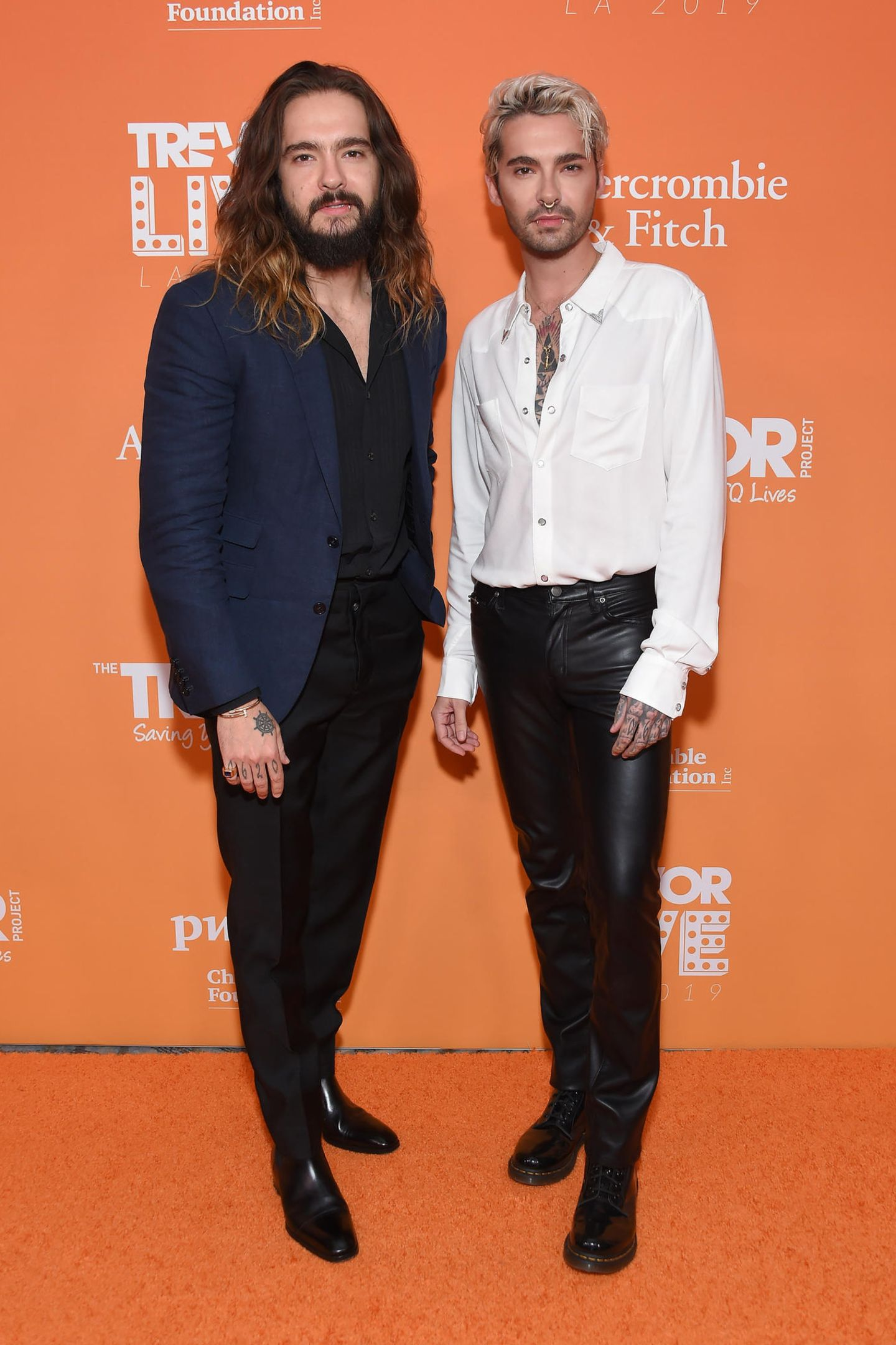 Tom Kaulitz + Bill Kaulitz